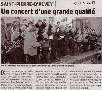 Article du dauphiné